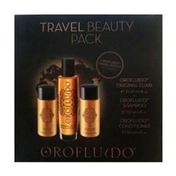 Orofluido Travel Beauty Pack - Набор для путешествий 2х50 мл + 25 мл - фото 10655