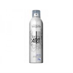 """Спрей """"L'Oreal Professional Tecni.art Air Fix"""" 250мл Моментальной Супер Сильной Фиксации (фикс.5) - фото 10699"""