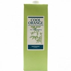 "Шампунь ""Lebel Cool Orange Hair Soap Cool Холодный Апельсин"" 1600мл для волос - фото 10728"