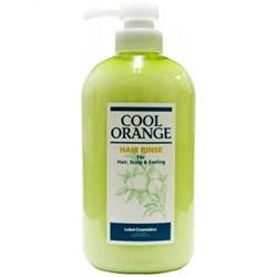 "Бальзам-ополаскиватель ""Lebel Cool Orange Hair Rinse Холодный Апельсин"" 600мл - фото 10729"