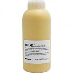 "Кондиционер ""Davines Essential Haircare DEDE Conditioner delicate"" 1000мл для волос деликатный - фото 10781"