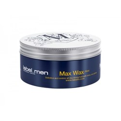 Label.M Men Max Wax - Воск Максимальная Фиксация 50мл - фото 10868