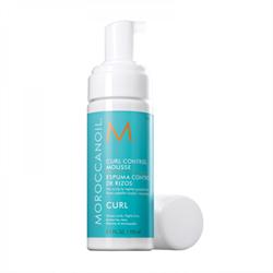 Moroccanoil Curl Control Mousse - Мусс для кудрявых волос 150мл - фото 10892