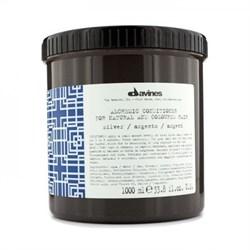 """Кондиционер """"Davines Alchemic Conditioner for natural and coloured hair (silver) Алхимик"""" 1000мл для натуральных и окрашенных волос (серебряный) - фото 10948"""