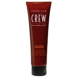 """Гель """"American Crew Classic Firm Hold Styling"""" 250мл для волос сильной фиксации - фото 10995"""