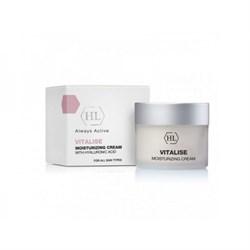 "дневной крем ""Holy Land Vitalise Moisturizing Cream With Hyaluronic Acid увлажняющий"" 50мл - фото 11036"