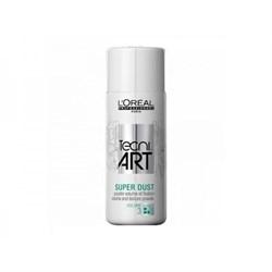 L'Oreal Professional Tecni.art Super Dust - Пудра для Объема и Фиксации (фикс.3) 7гр - фото 11117