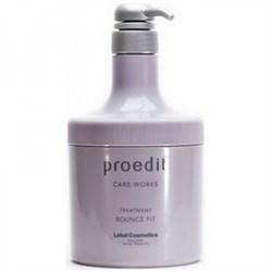 Lebel Proedit Care Works Bounce Fit Treatment - Маска для мягких волос 600 мл - фото 11240
