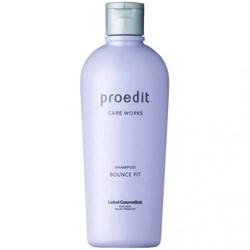Lebel Proedit Care Works Bounce Fit Shampoo - Шампунь для мягких волос 300 мл - фото 11244