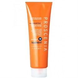 Lebel Proscenia Treatment M - Маска для окрашенных волос и волос после химического выпрямления 240 мл - фото 11249