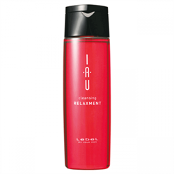 Lebel IAU Cleansing Relaxment - Расслабляющий аромашампунь для сухой кожи головы 200мл - фото 11402