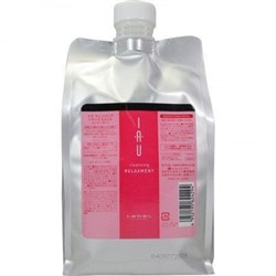 Lebel IAU Cleansing Relaxment - Расслабляющий аромашампунь для сухой кожи головы 1000 мл - фото 11403