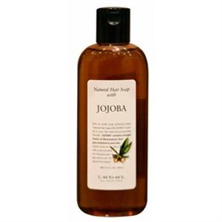 Lebel Natural Hair Soap Treatment Jojoba - Шампунь с маслом жожоба 240 мл - фото 11489