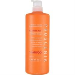 Lebel Proscenia Shampoo - Шампунь для окрашенных волос 1000мл - фото 11510