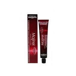 "Краска для волос ""L'Oreal Professionnel Majirel Мажирель 4.45 Шатен медный красное дерево"" 50мл - фото 11512"