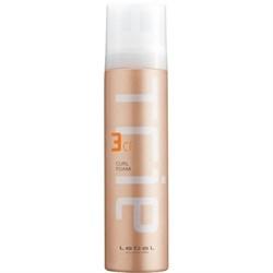 Lebel Trie Curl Foam 3 - Увлажняющая пена для вьющихся волос и волос с химической завивкой 200 гр - фото 11520