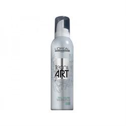 L'Oreal Professional Tecni.art Full Volume - Мусс для Объема Тонких Волос (фикс.4) 250мл - фото 11680