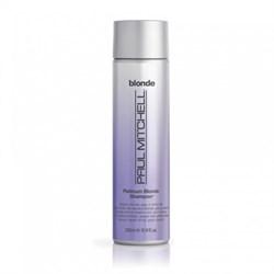 """Оттеночный Шампунь """"Paul Mitchell Platinum Blonde Shampoo"""" 300мл для светлых волос - фото 12186"""