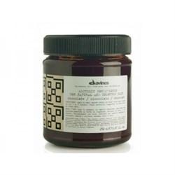 """Кондиционер """"Davines Alchemic Conditioner for natural and coloured hair (chocolate) Алхимик"""" 250мл для натуральных и окрашенных волос (шоколад) - фото 12409"""