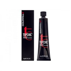 "Краска для волос ""Goldwell TopCHIc 2N черный натуральный"" 60мл - фото 12448"