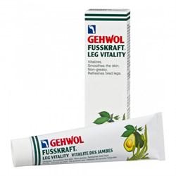 "Бальзам ""Gehwol Fusskraft Leg Vitality оживляющий"" 125мл - фото 12463"