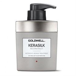 Goldwell Kerasilk Premium Reconstruct Intensive Repair Treatment – Интенсивно восстанавливающий уход 500 мл - фото 12490