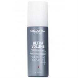 "Спрей ""Goldwell StyleSign Ultra Volume Double Boost Интенсивный"" 200мл для прикорневого объема - фото 12492"