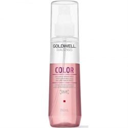 """Спрей-сыворотка """"Goldwell Dualsenses Color Brilliance Serum Spray"""" 150мл для блеска окрашенных волос - фото 12498"""