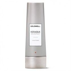 """Кондиционер """"Goldwell Kerasilk Premium Reconstruct Conditioner"""" 200мл для поврежденных волос - фото 12505"""