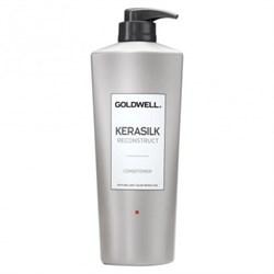 """Кондиционер """"Goldwell Kerasilk Premium Reconstruct Conditioner"""" 1000мл для поврежденных волос - фото 12506"""