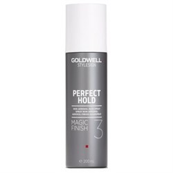 "Спрей ""Goldwell StyleSign Perfect Hold Magic Finish Бриллиантовый"" 200мл - фото 12521"