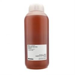 "Шампунь ""Davines Essential Haircare SOLU Refreshing Solution shampoo"" 1000мл освежающий - фото 12532"