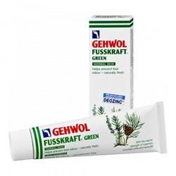 "Бальзам ""Gehwol Fusskraft Green зеленый"" 75мл - фото 12542"