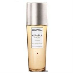 Goldwell Kerasilk Premium Control Rich Protective Oil – Защитное масло 75 мл - фото 12565