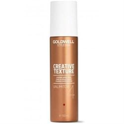 "Спрей-воск ""Goldwell StyleSign Creative Texture Unlimitor"" 150мл - фото 12585"