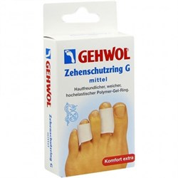 Gehwol Zehenschutz-Ring - Кольца для пальцев защитные средние, 2 шт - фото 12607
