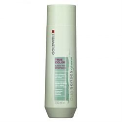 """Шампунь """"Goldwell Green True Color Shampoo"""" 250мл для окрашенных волос - фото 12621"""
