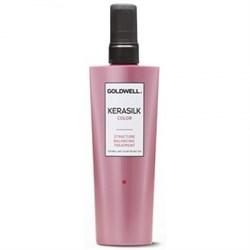 """Спрей """"Goldwell Kerasilk Premium Color Structure Balancing Treatment Структурный"""" 125мл для подготовки волос к окрашиванию - фото 12625"""
