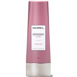 """Кондиционер """"Goldwell Kerasilk Premium Color Conditioner"""" 200мл для окрашенных волос - фото 12630"""