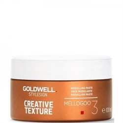 Goldwell StyleSign Creative Texture Mellogoo - Паста для моделирования 100мл - фото 12639