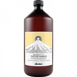 "Шампунь ""Davines New Natural Tech Purifying Shampoo"" 1000мл очищающий против перхоти - фото 12683"