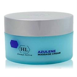Holy Land Azulene Massage Cream - Массажный крем 250мл - фото 13046