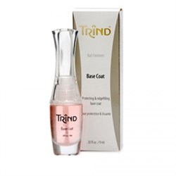 Trind Caring Base Coat - Базовое покрытие 9 мл - фото 13850