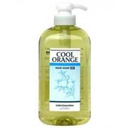 Lebel Cool Orange Hair Soap Ultra Cool - Шампунь для волос «Ультра Холодный Апельсин» 600мл