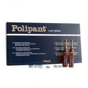 DIKSON AMPOULE Polipant Complex - Уникальный биологический ампульный препарат с протеинами, плацентарными экстрактами для лечения выпадения волос 12 х 10мл