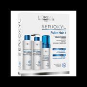 L'Oreal Professionnel Serioxyl Kit Fuller Hair - Набор для натуральных волос, 250x250x125 мл.