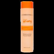 Christina Forever Young Moisturizing Facial Wash - Увлажняющее моющее средство для лица 200 мл