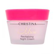 "Ночной крем ""Christina Muse Revitalizing Night Cream восстанавливающий"" 50мл"