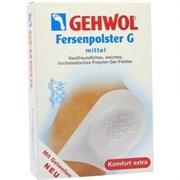 Gehwol Fersenpolster G - Защитная подушка G под пятку, 1пара