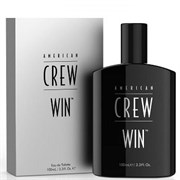 American Crew Eau de Parfum WIN - Туалетная вода для мужчин WIN 100 мл